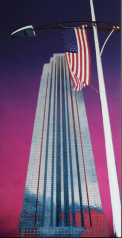 Jean-Daniel Lorieux, 'Building – USA', 1995