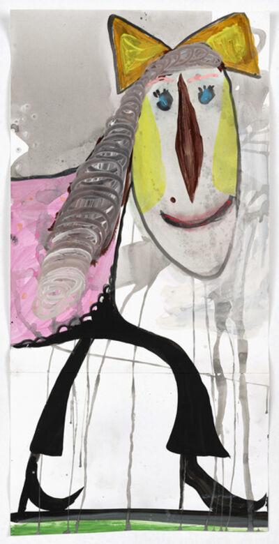 Matthias Dornfeld, 'Untitled (Horse)', 2020