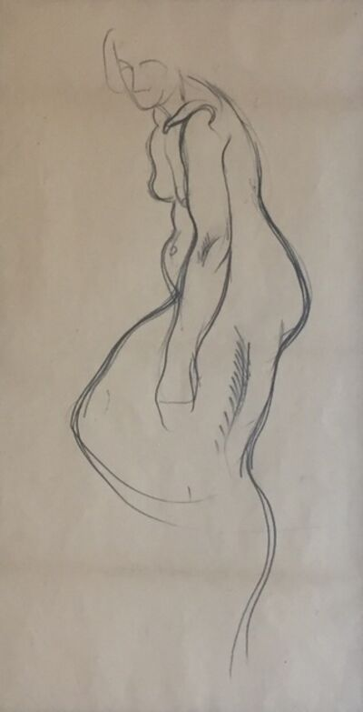 Stanton MacDonald-Wright, 'Untitled (Nude Study)'