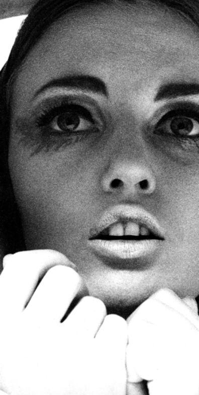 Sam Haskins, 'November Girl, Face', 1966