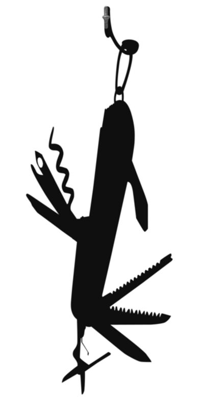 Regina Silveira, 'Attachment Series: Swiss Knive', 2007