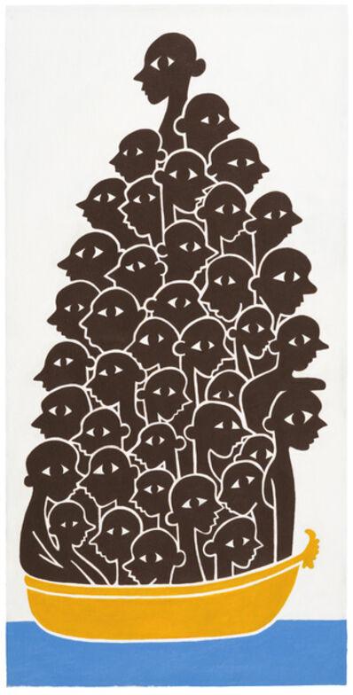 Hubert Neal Jr., 'Refugees', 2017