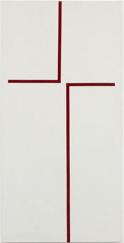 Carmen Herrera, 'The Way', 1970