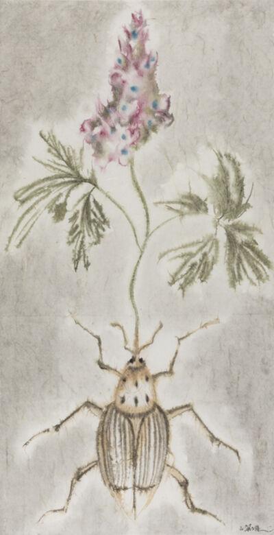 Shi Rongqiang, 'Winter-Insect, Summer-Herb No.7', 2015