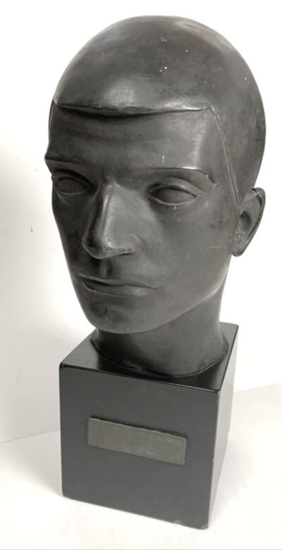 Maurice Sterne, 'Head of a Bomb Thrower', Early 20th c.