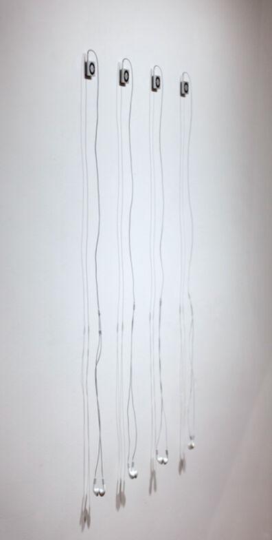 Maria Elisabetta Novello, 'Auscultazione I, II, III, IV Tono', 2017