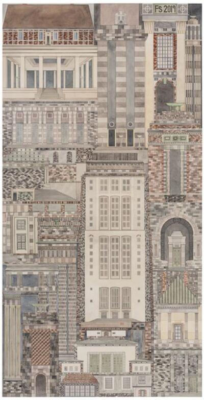 Fredrik Söderberg, 'The Third Reich Architecture', 2019