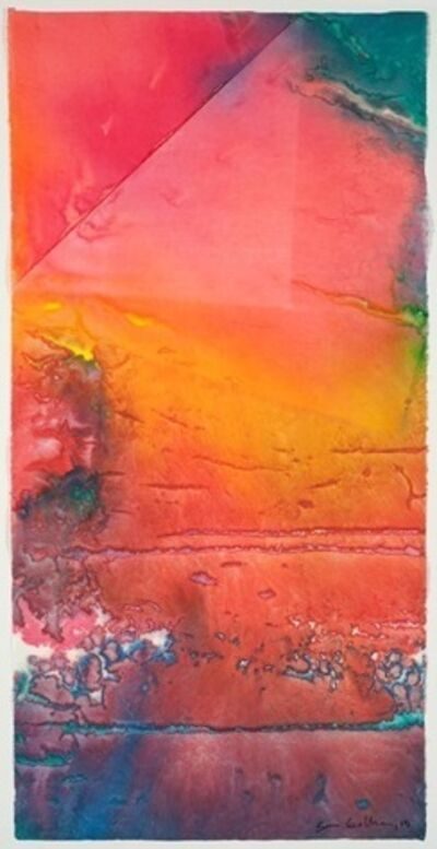 Sam Gilliam, 'Untitled', 2015