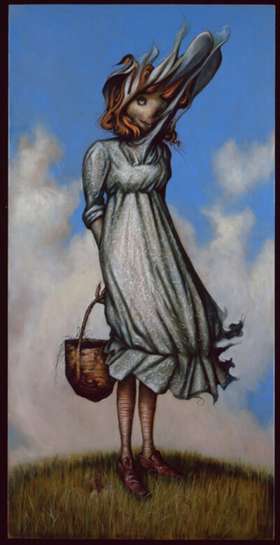 Esao Andrews, 'Zombie with Lunch Basket'