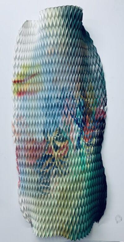 Caleb Nussear, 'Floral Shunga Zero', 2019