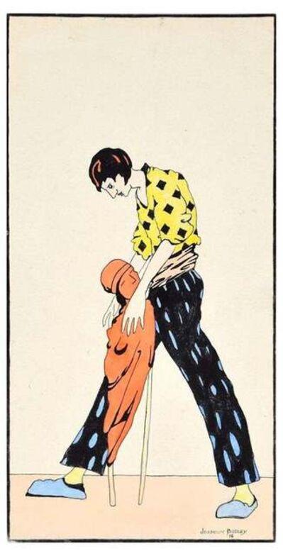 Josselin Bodley, 'Figure', 1914