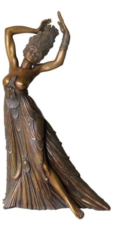 """Ernst Fuchs, '""""Tanz der Salome""""', 2013"""