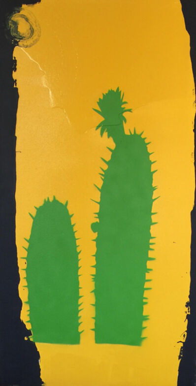 Frederick Fulmer, 'Green Cactus', 2017