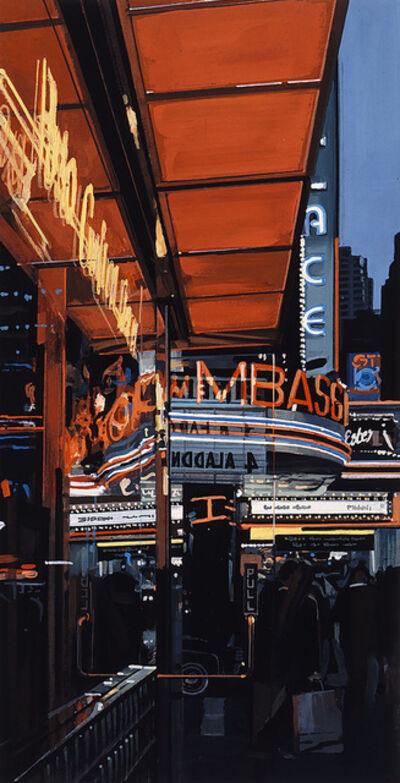 Richard Estes, 'Study XIII, Theater', 1997