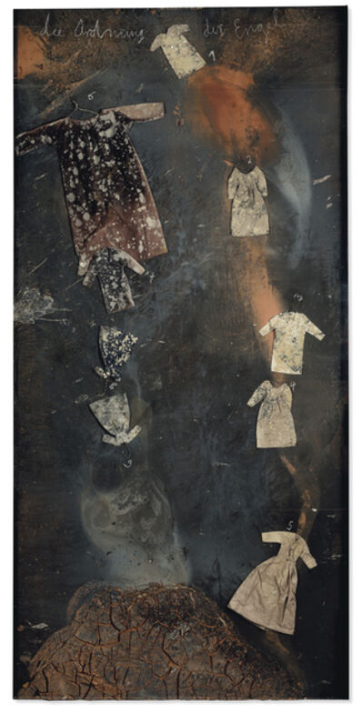 Anselm Kiefer, 'Die Ordnung der Engel (The Hierarchiy of The Angels)', 2007