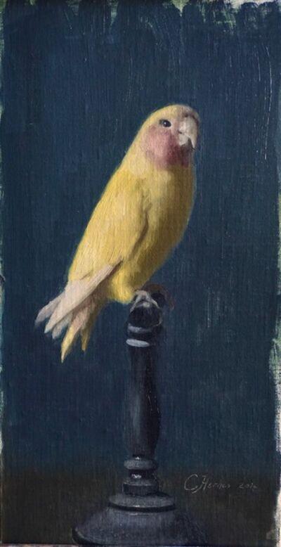 Cornelia Hernes, 'The Yellow Bird', 2018