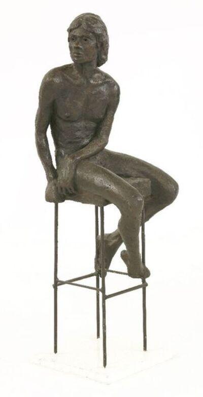 20th Century School, 'A BOY SEATED ON A STOOL'