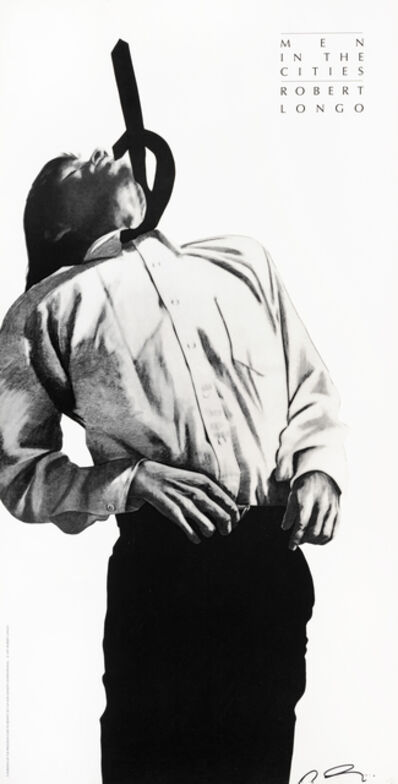 Robert Longo, 'Men In The Cities', 1991