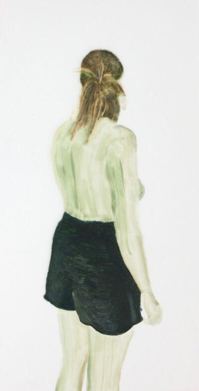 Niklas Eneblom, 'Black Shorts', ca. 2018