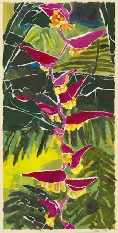 Mary Spears, 'Hanging Pink Heliconia', 2016