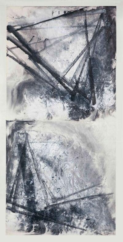 Zheng Chongbin 郑重宾, 'Diagonal Plain', 2014