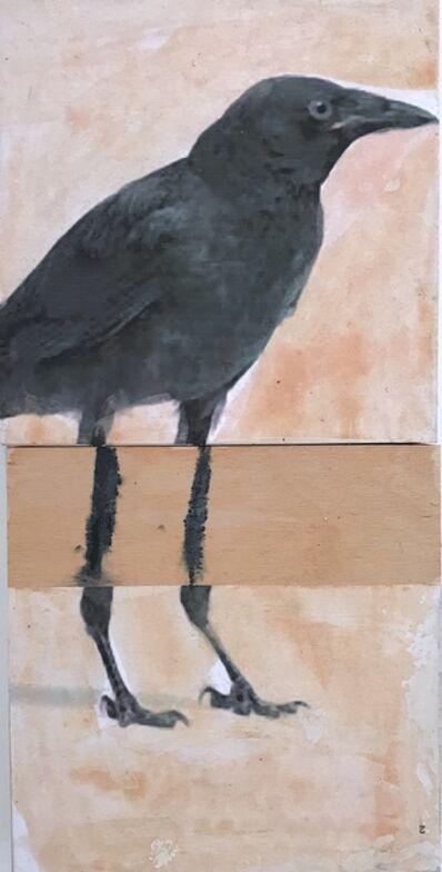 Karen Gibbons, 'Standing Crow', 2018