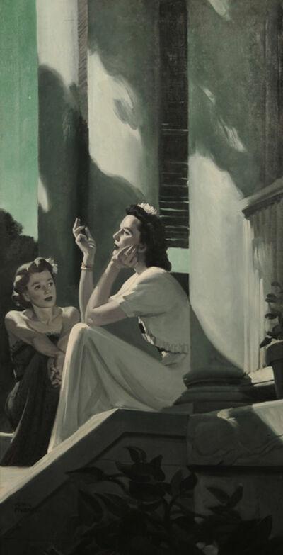 John Philip Falter, 'I Wish I Were Like You', 1938