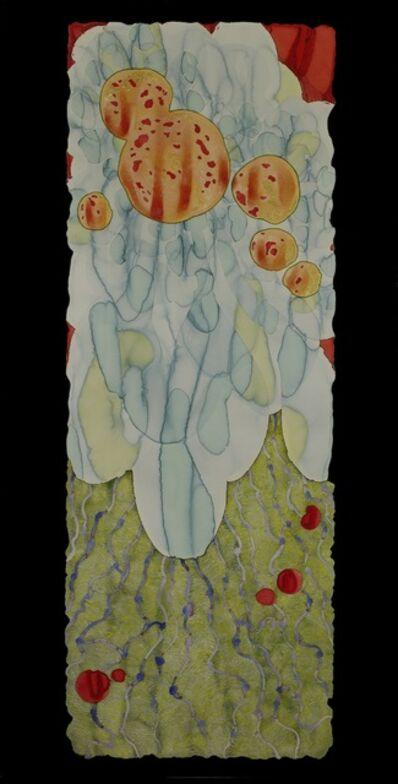 Priscilla Fowler, 'Oceanscape Scroll', ca. 2011