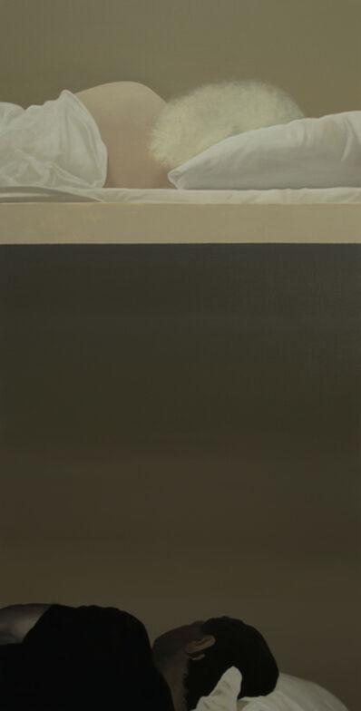 Bodu YANG, 'Then I go to sleep (September)', 2019