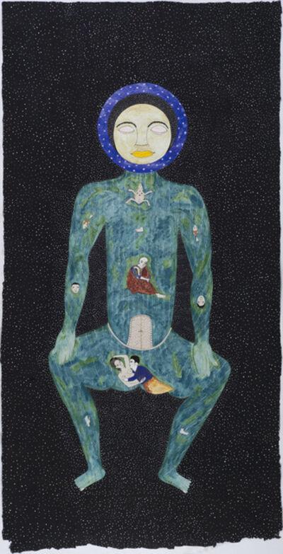 Franck Lundangi, 'Man Universe', 2012