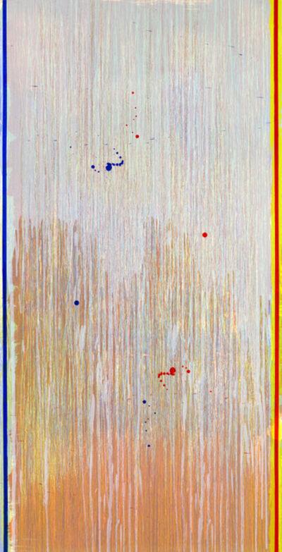 Pat Steir, 'Sunlight (Color)', 2008