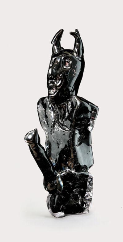 Henry Hussey, 'Untitled (Black Herma II)', 2019