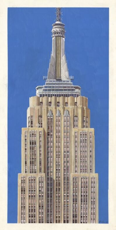 Richard Haas, 'Empire State Building.', 1996