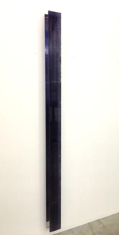 Ron Cooper (b.1943), 'Violet Vertical Light Trap ', 1982