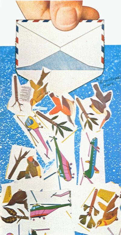 Joe Tilson RA, 'Sky Two', 1967