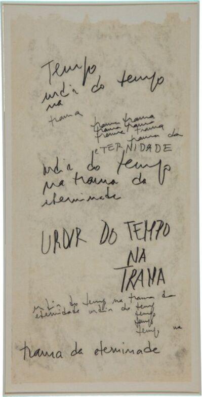 Mira Schendel, 'Untitled', 1964