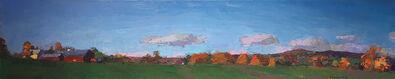 Larry Horowitz, ' Vermont Fall Panorama ', 2009