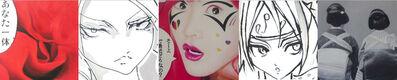 Jimmy Yoshimura, 'girly power red', 2009
