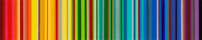 Kristofir Dean, 'Chromatic Code 1', 2020