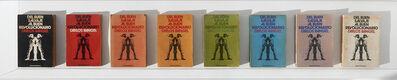 Luis Molina-Pantin, 'Colour Bars - Eight editions of Del Buen Salvaje al Buen Revolucionario /  Barra de Colores - Ocho ediciones Del Buen Salvaje al Buen Revolucionario', 2013