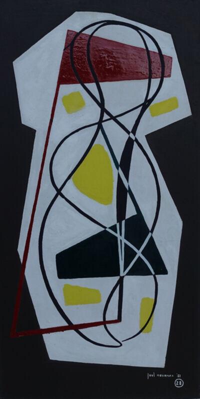 """Juul Neumann, '""""no. 28""""', 1951"""
