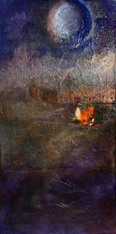 Eve Ozer, 'Between the Spaces of Time', 2014