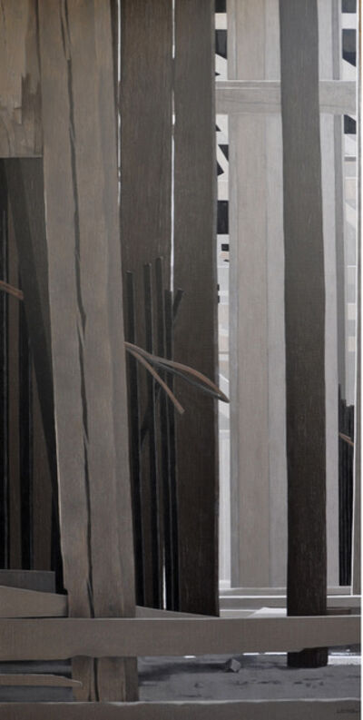 Ibrahim El Dessouki, 'Building 1', 2017