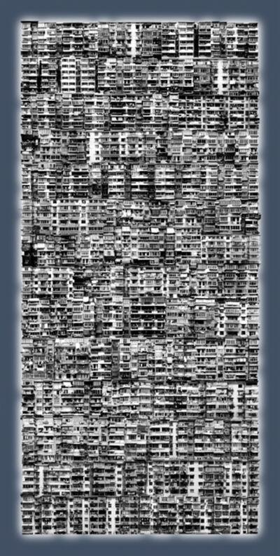 Xiang Liqing, 'Rock Never 6', 2002