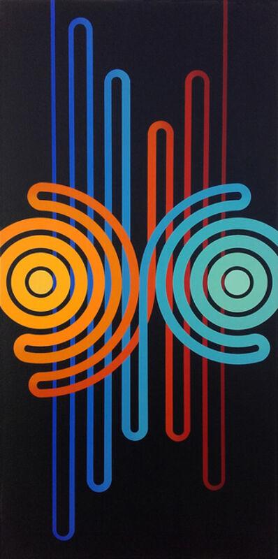 Carlos Presto, 'Vertical 1100', 2017