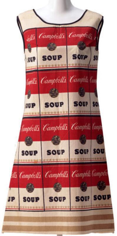 Andy Warhol, 'The Souper Dress', 1965