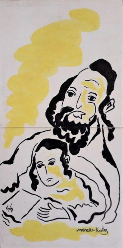 Mané-Katz, 'Untitled', ca. 1950