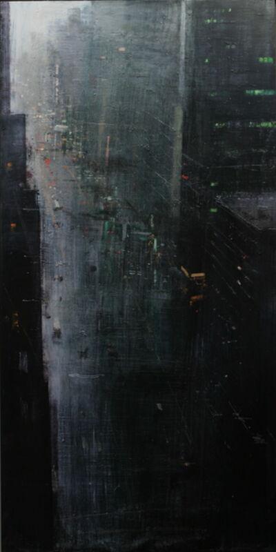Alejandro Quincoces, 'Hora gris y luz de noche', 2020