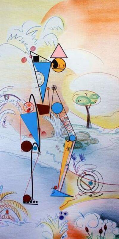 Adriana Minoliti, 'Cyberselvas (2#)', 2017