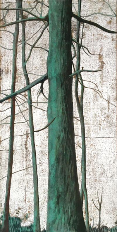 Karine Boulanger, ' Il etait un arbre au bout de la branche', 2016